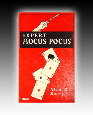 Expert Hocus Pocus by Sharpe