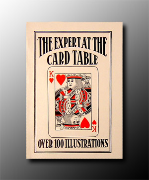Expert At The Card Table (White Cover) by Erdnase