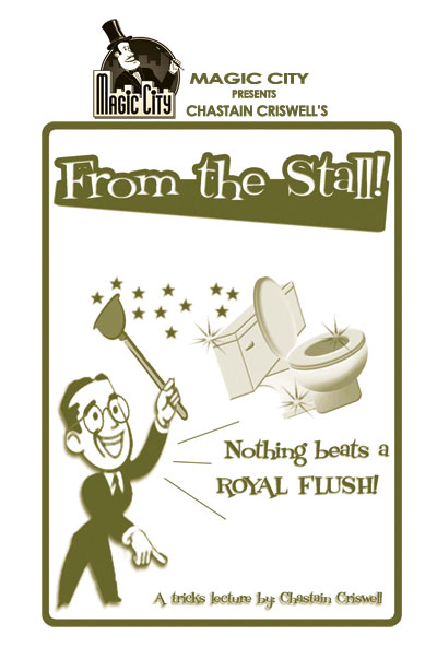 From the Stall by Chastain Criswell