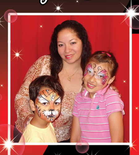Face Painting With Carmen DVD