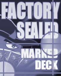 Factory Sealed Marked Deck