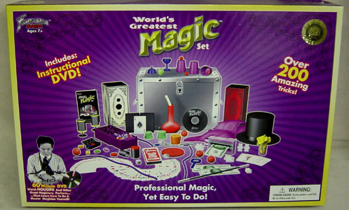 Fantasma World's Greatest Magic Set (Discontinued)