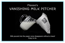 Milk Pitcher by Flosso