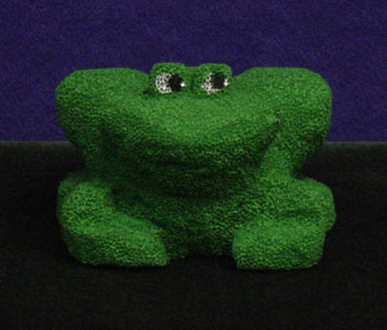 Foam Frog from Gosh