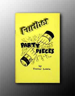 Party Pieces #3 by Trevor Lewis