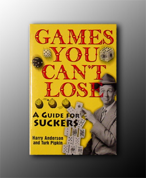 Games You Can't Lose by Harry Anderson