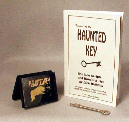 Haunted Key by Hank Moorhouse