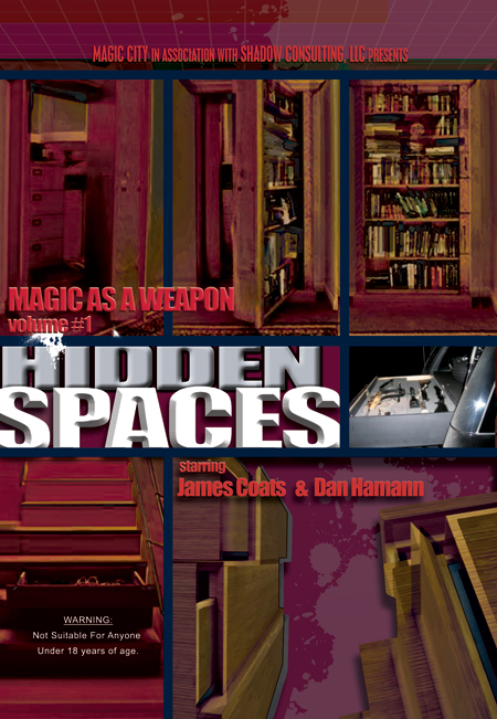 Magic As A Weapon: Hidden Spaces