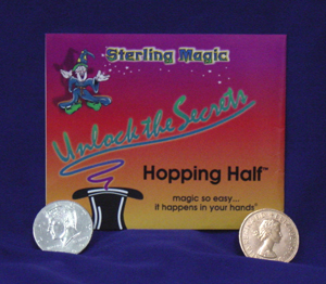 Hopping Half Set (Sterling)