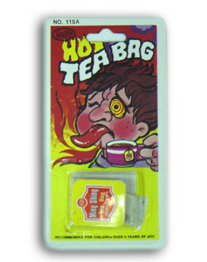 Hot Tea Bag