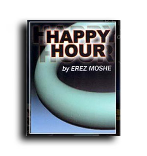 Happy Hour By Erez Moshe