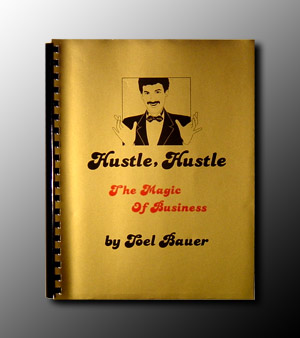Hustle, Hustle (NEW) Spiral Bound