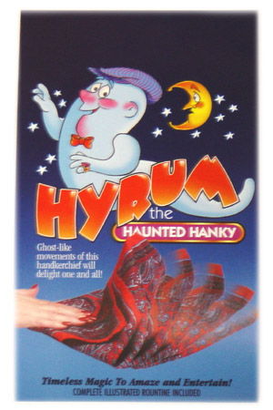 Hyrum Haunted Hank