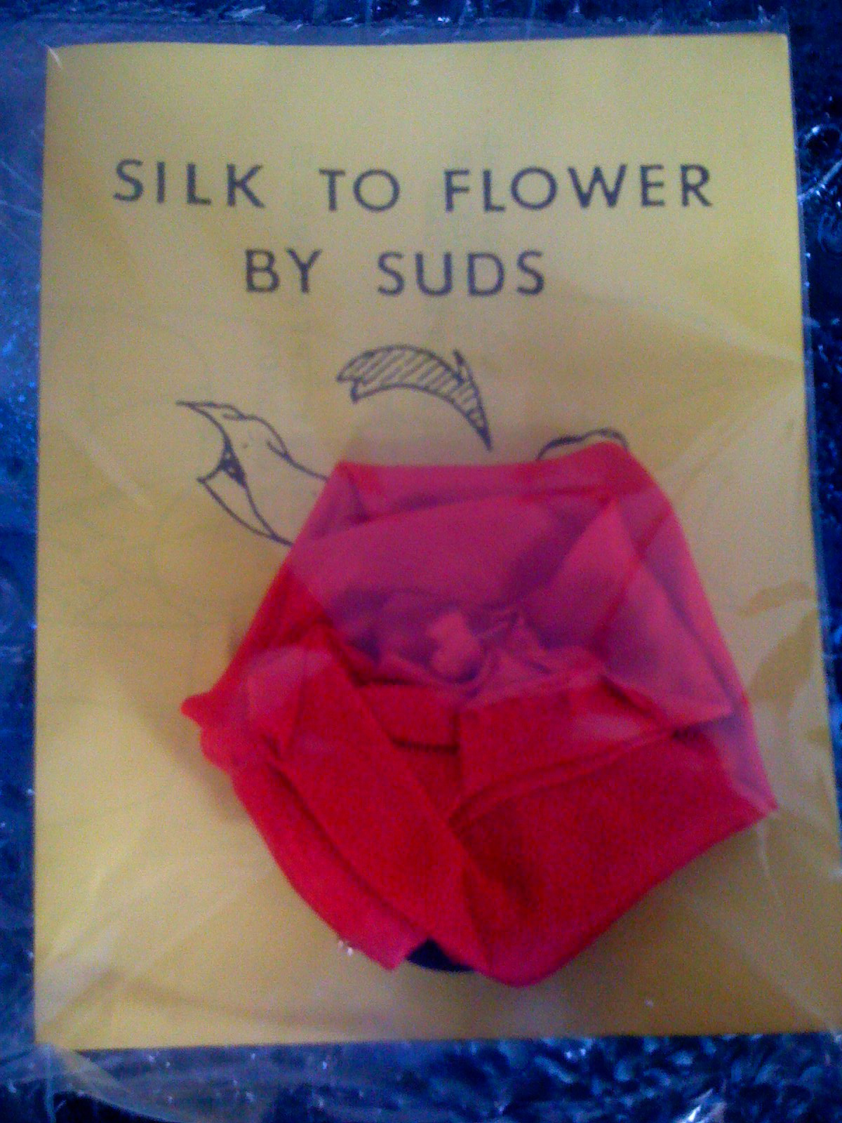 Silk to Flower by (Suds)