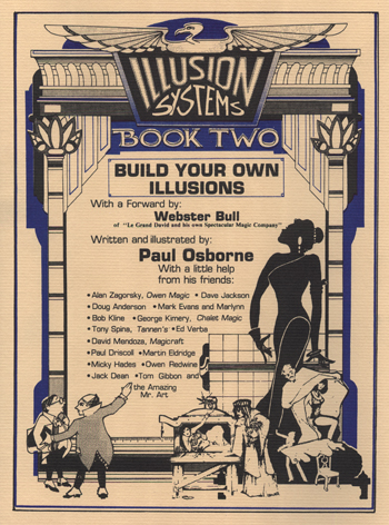 Illusion Systems Book Two by Paul Osborne