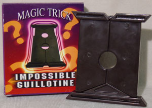 Impossible Guillotine