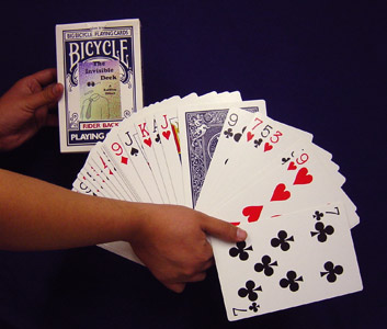 Invisible Deck (Jumbo Royal)