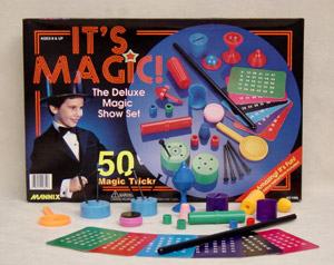 It's Magic Deluxe 50 Tricks Set
