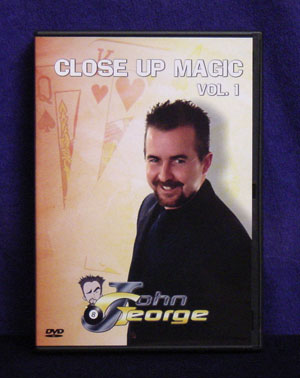 Close Up Magic by John George (DVD)