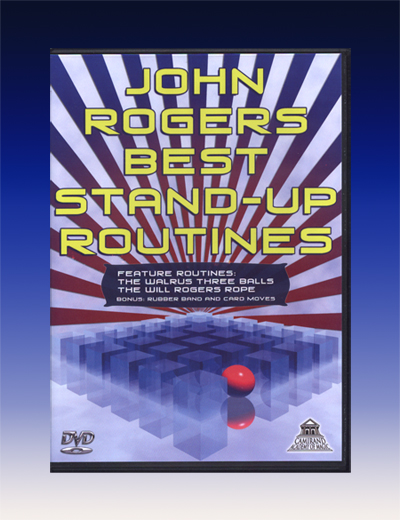 John Rogers Best Standup Routines DVD
