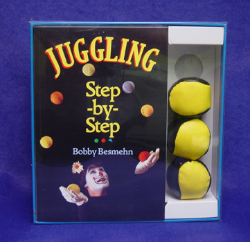 Juggling Step by Step Gift Set
