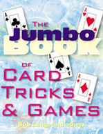 The Jumbo Book of Card Tricks & Games