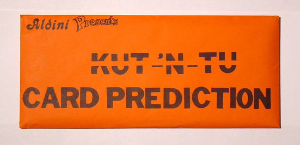 Kut 'N Tu Card Prediction