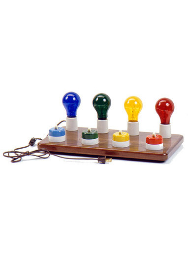 Lightbulb Switchboard by Wellington LARGE