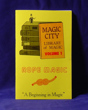 Library of Magic #01 ROPE MAGIC