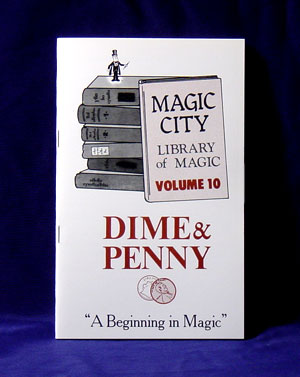 Library of Magic #10 PENNY & DIME