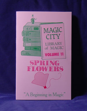 Library of Magic #11 SPRING FLOWER