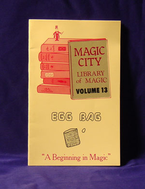 Library of Magic #13 EGG BAG