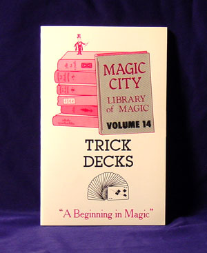 Library of Magic #14 TRICK DECKS