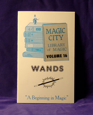 Library of Magic #16 Wands