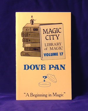 Library of Magic #17 DOVE PANS