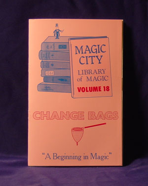 Library of Magic #18 CHANGE BAGS