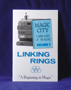 Library of Magic #02 LINKING RINGS