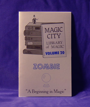 Library of Magic #20 ZOMBIE BALL