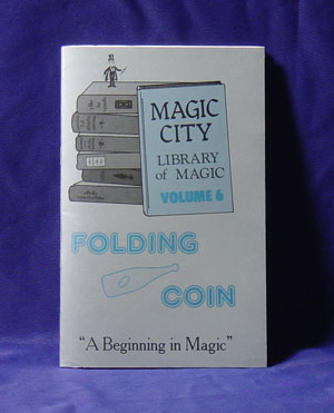 Library of Magic #06 FOLDING COINS
