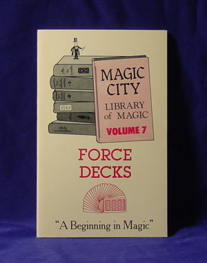 Library of Magic #07 FORCE DECKS