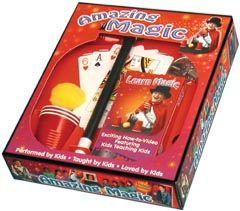 Amazing Magic Kid's Magic Set