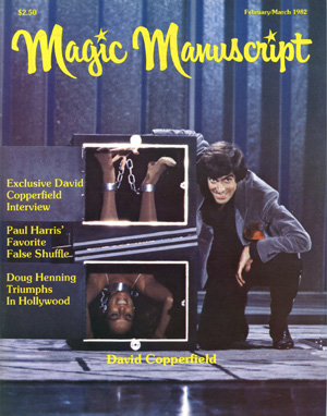Magic Manuscript David Copperfield Edition