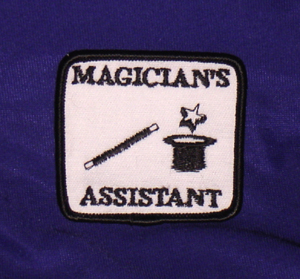 Magician's Assistant Patch 2pack