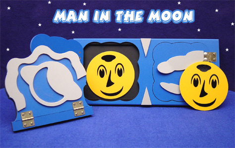 Man In The Moon by Jay Leslie
