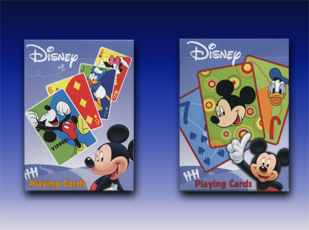 Mickey Mouse & Friends Playing Cards