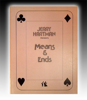 Means & Ends by JK Hartman
