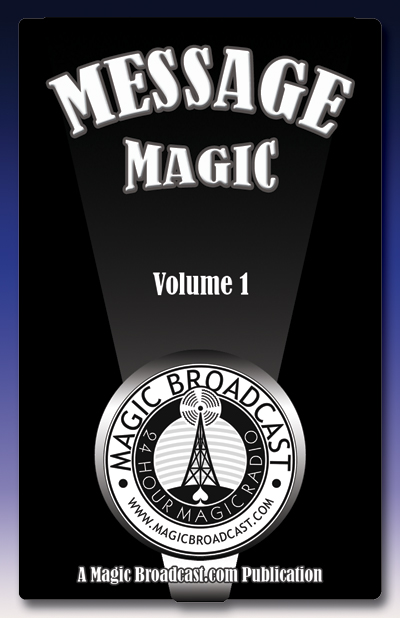 Message Magic Volume 1