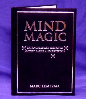 Mind Magic by Marc Lemezma