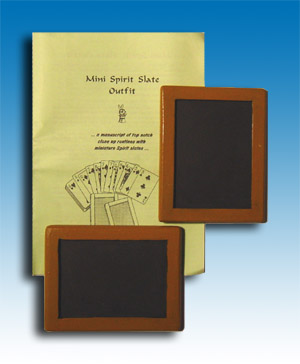 Spirit Slates (Mini) Wooden