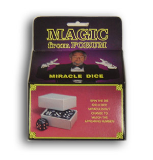 Miracle Dice (Problemo)